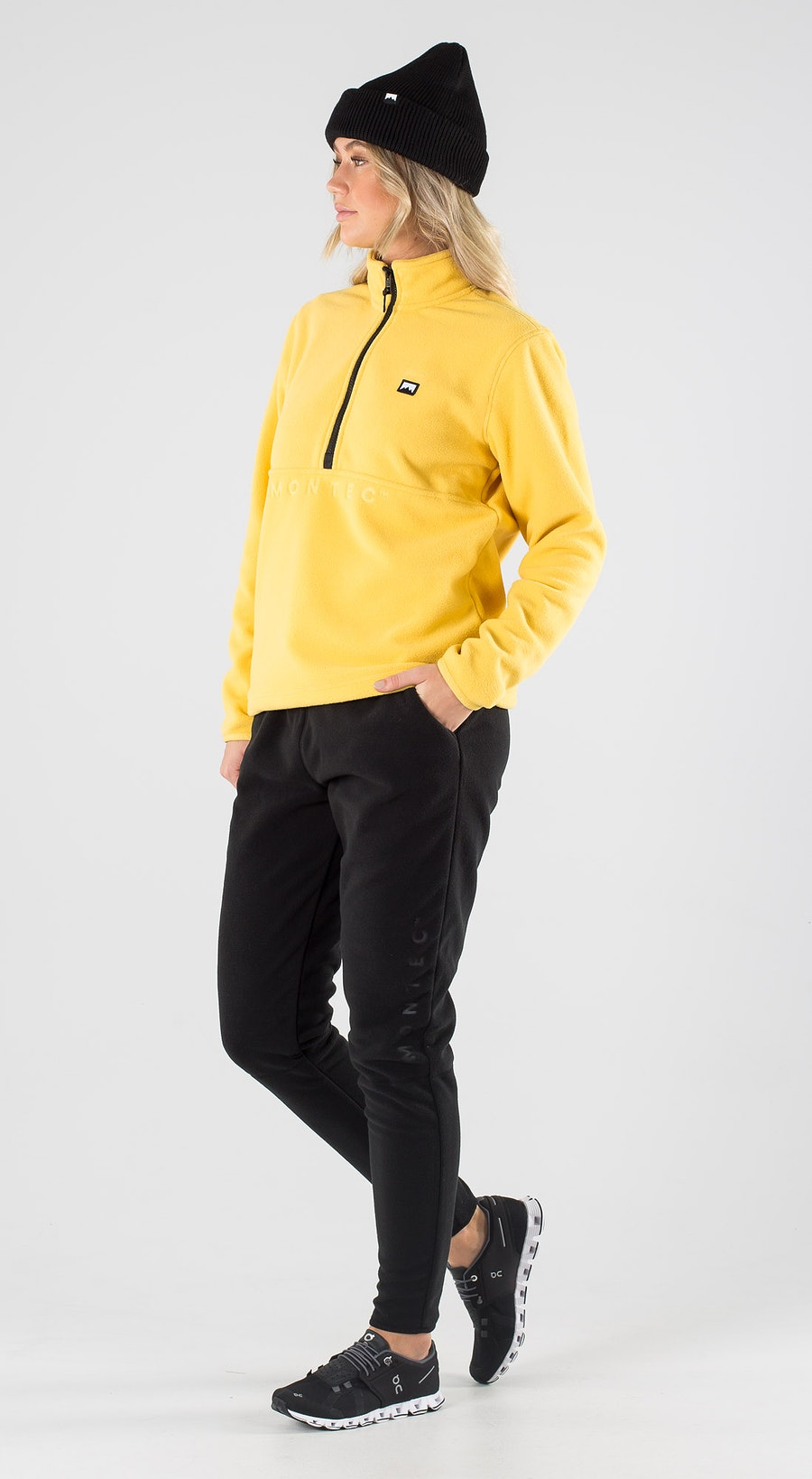 Montec Echo W Yellow Outfit Multi