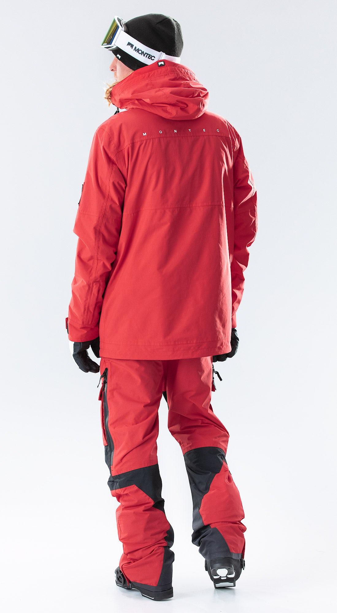 Montec Doom Red