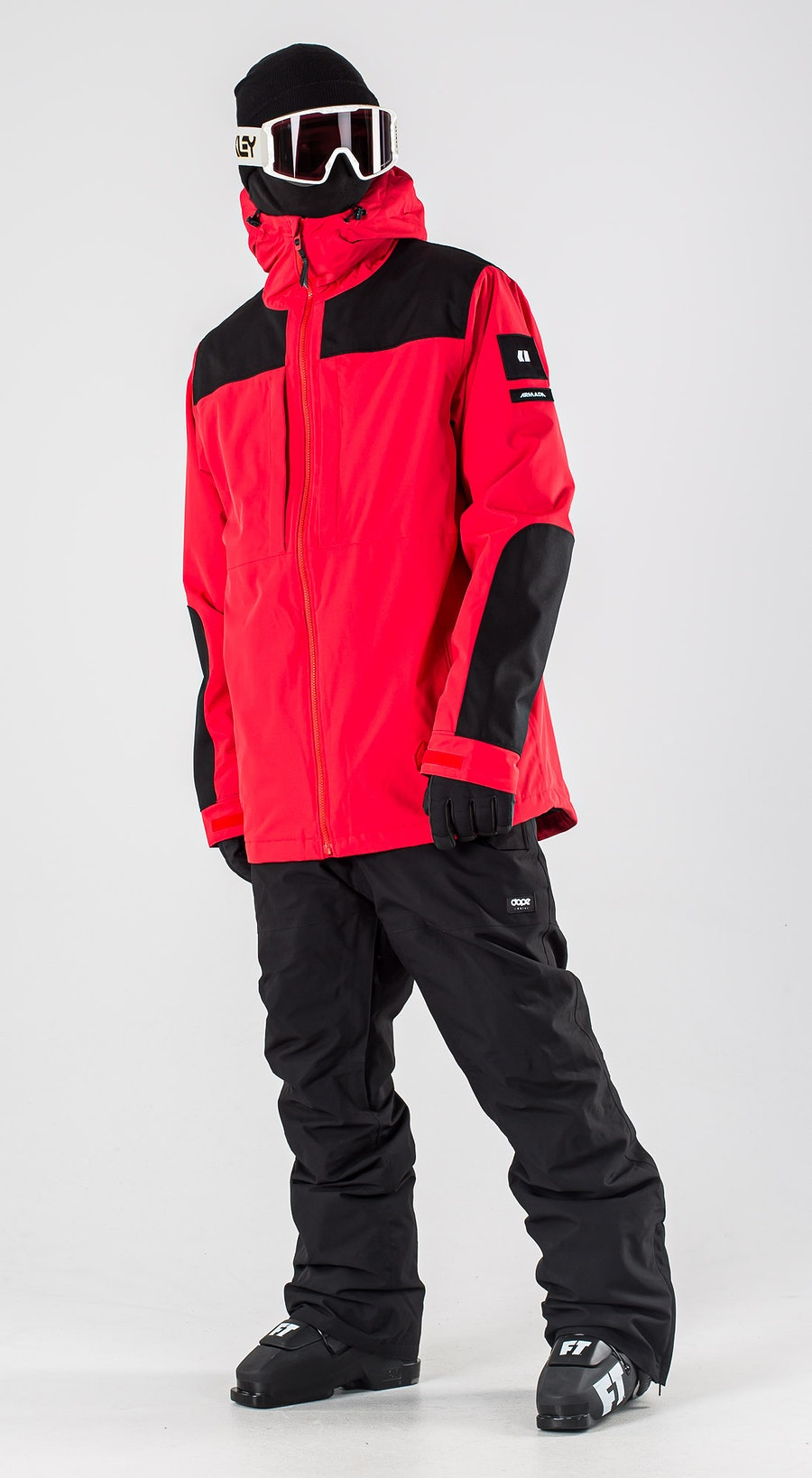 Armada Bergs Insulated Solar Ski Clothing Multi