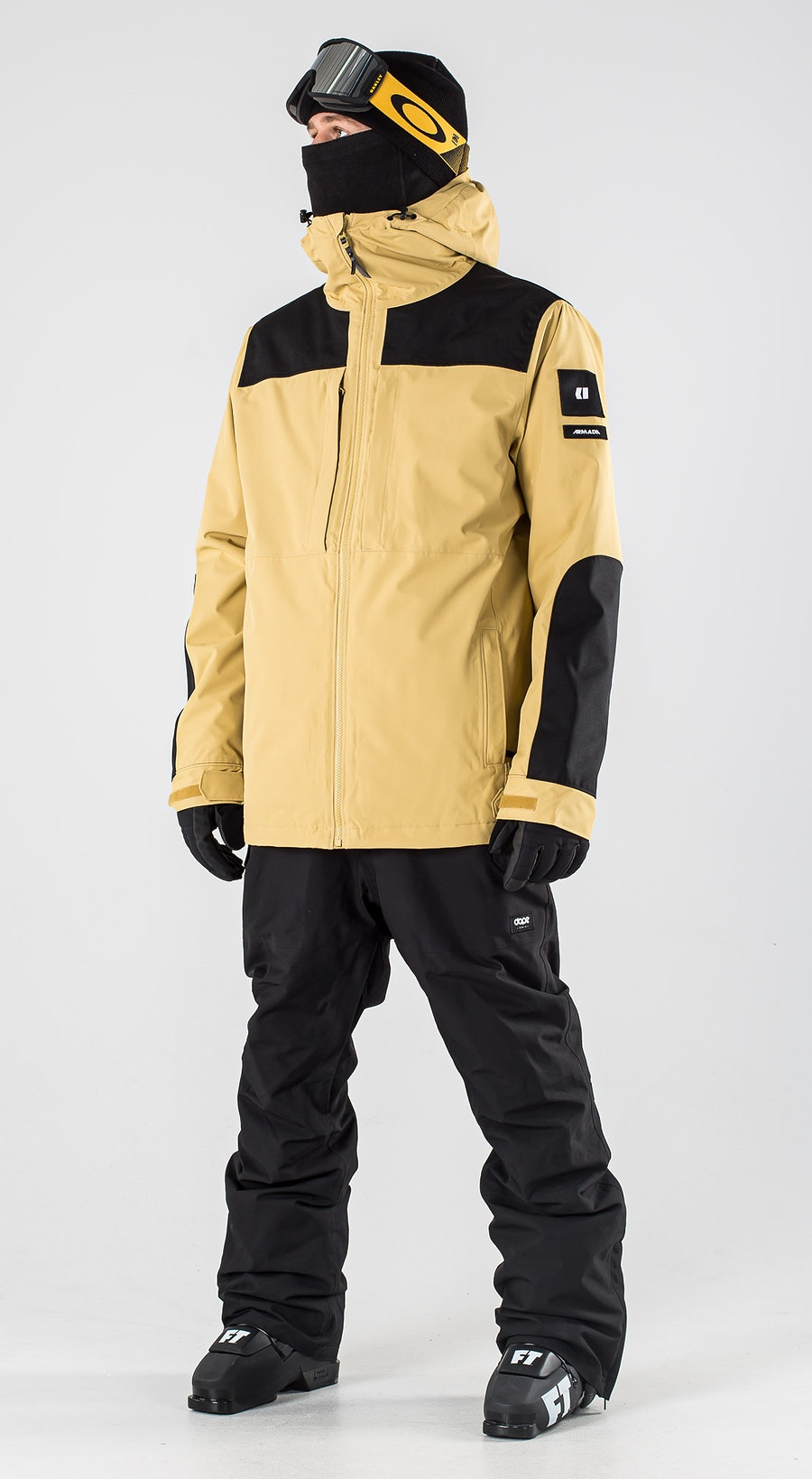 Armada Bergs Insulated Desert Ski Clothing Multi