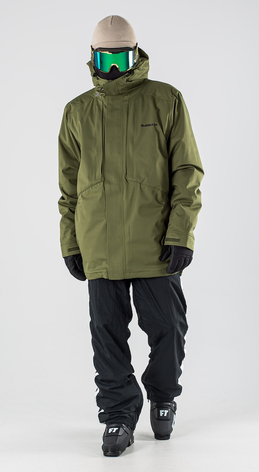 Armada Oden Insulated Fir Lasketteluvaatteet Multi