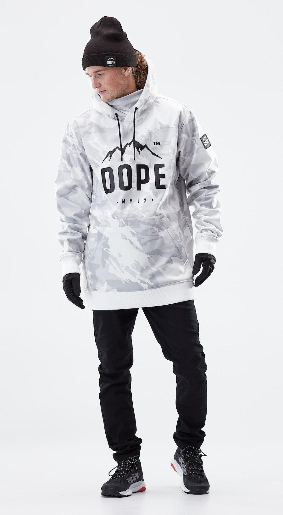Dope Yeti Paradise Tucks Camo Outfit Multi