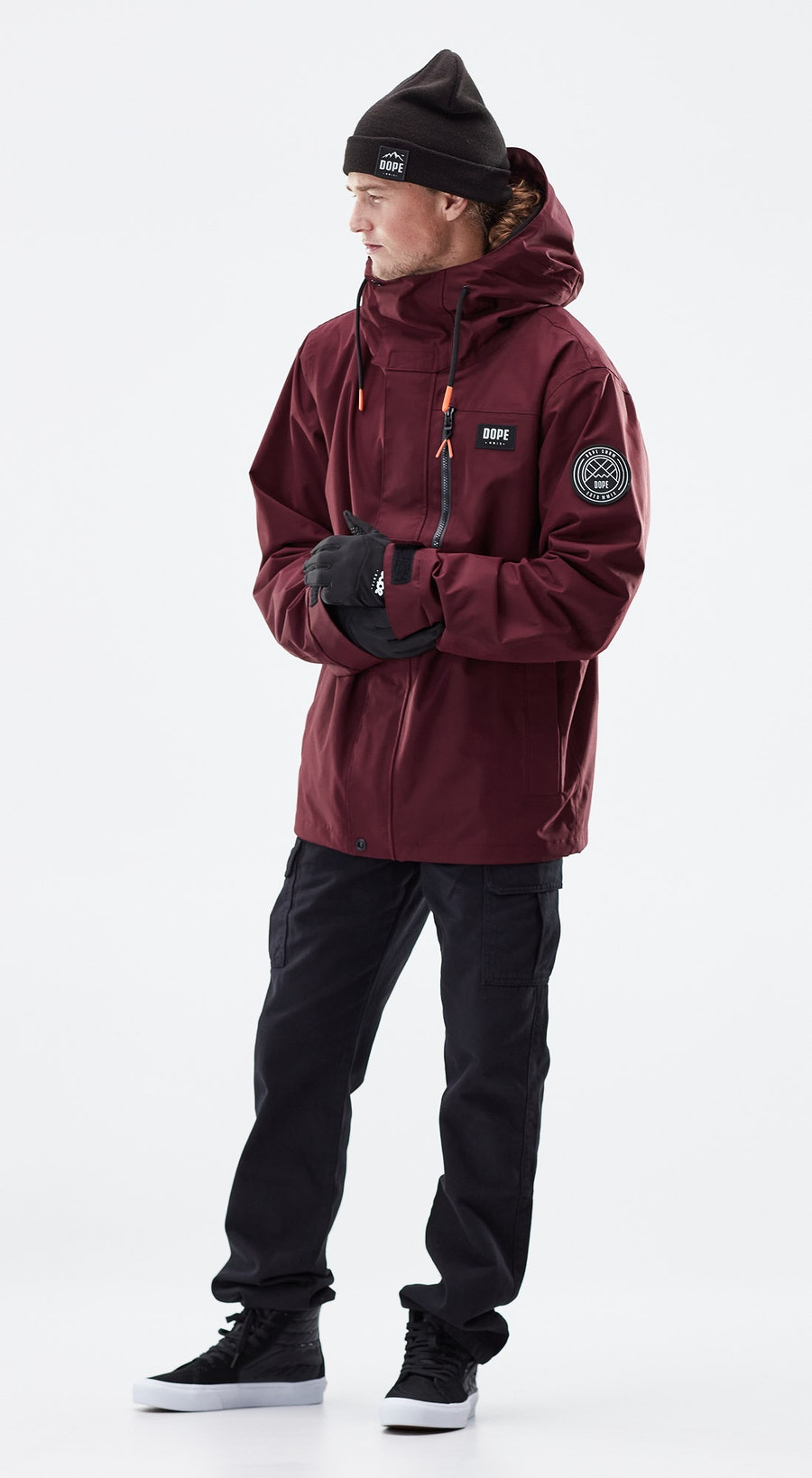 Dope Blizzard FZ Burgundy Outfit Multi