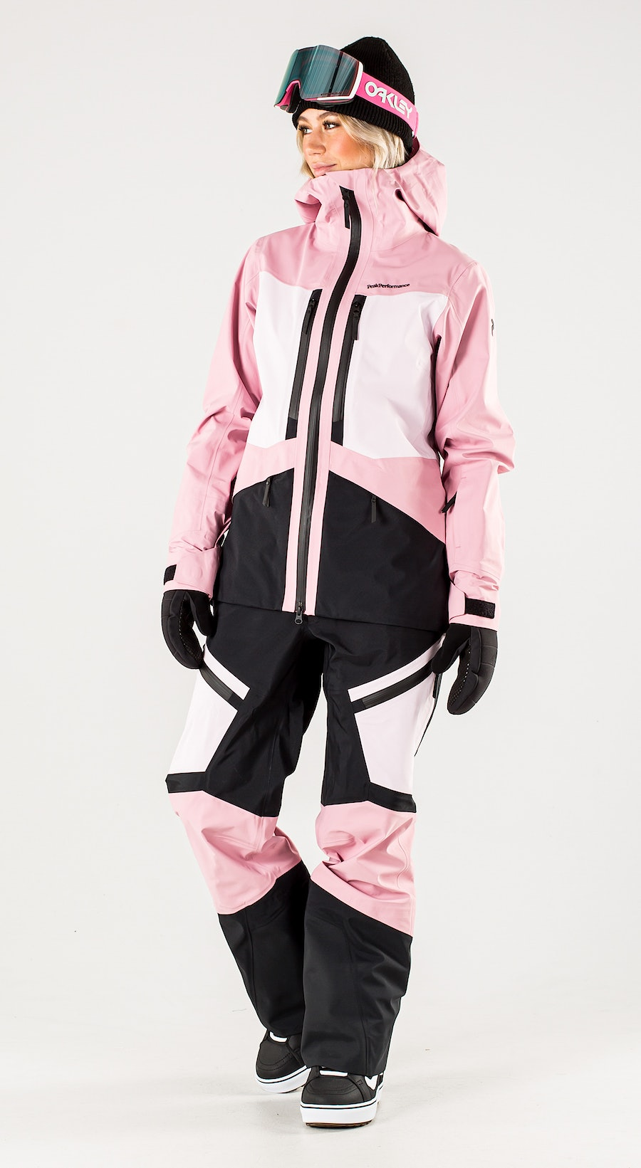 Peak Performance Gravity Frosty Rose Vêtements de Snowboard  Multi