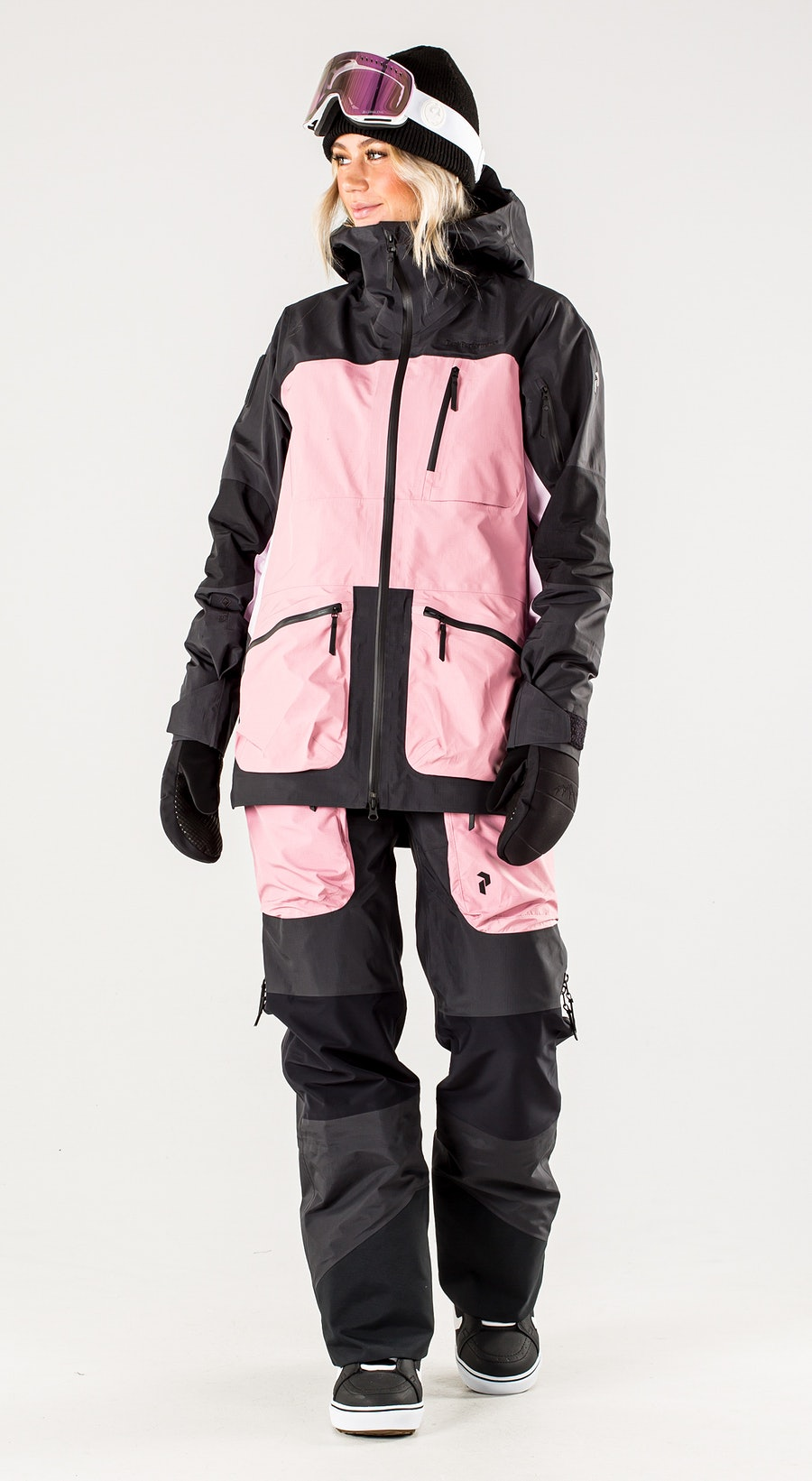 Dragon NFXs Whiteout W/Lumalens Pink Ionized Vêtements de Snowboard  Multi