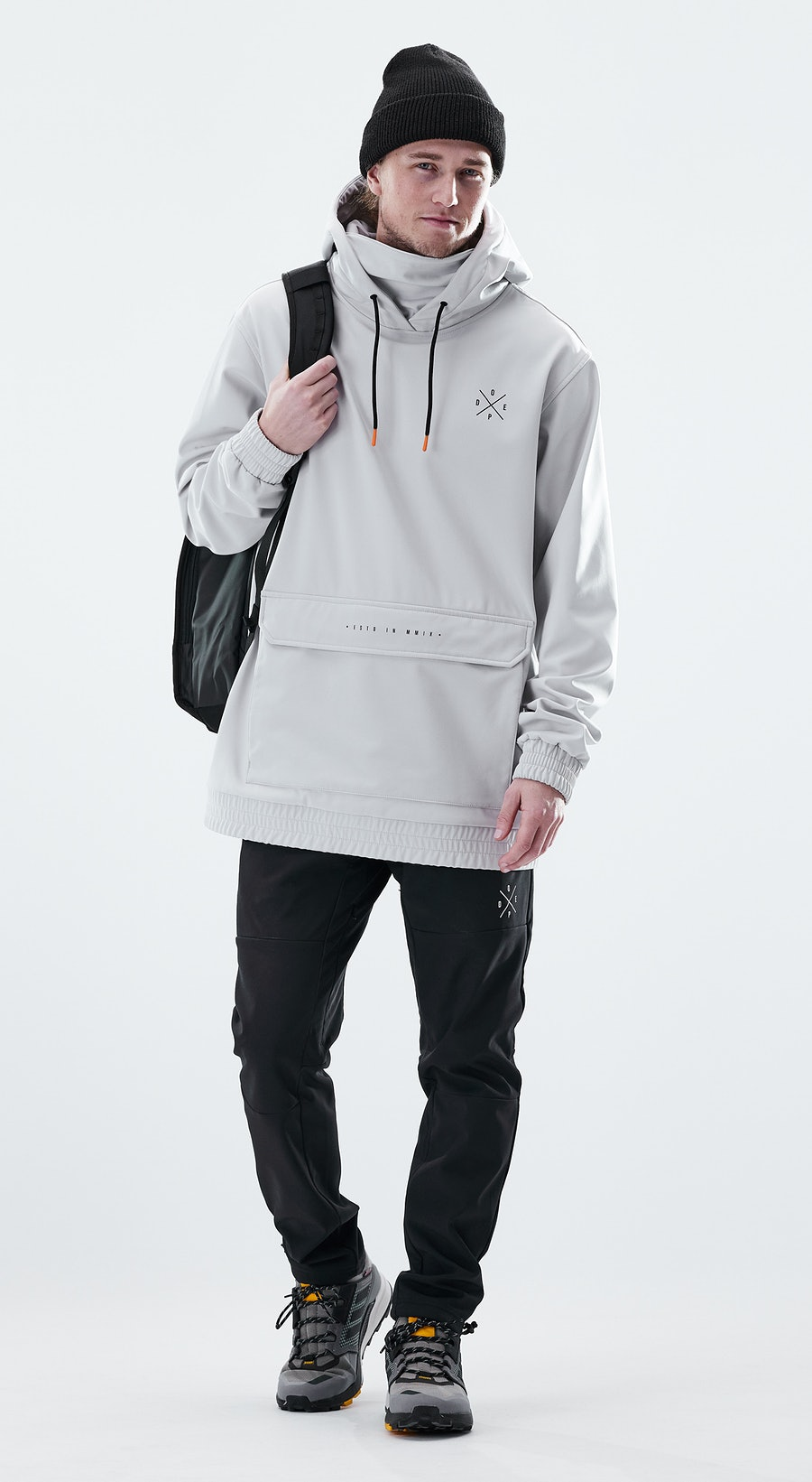Dope Nomad Light Grey Outfit Multi