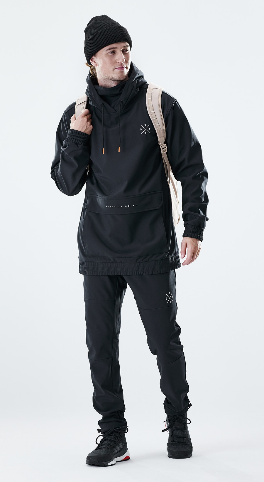 Dope Nomad Black Outfit Multi