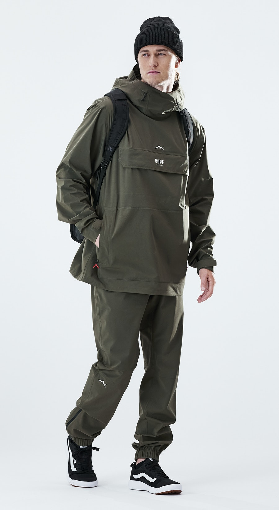 Dope Drizzard Olive Green Outfit Multi