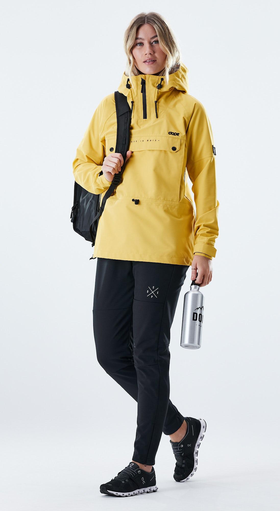 Dope Hiker W Yellow