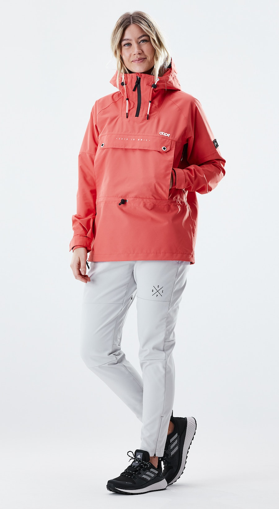 Dope Hiker W Coral Outfit Multi