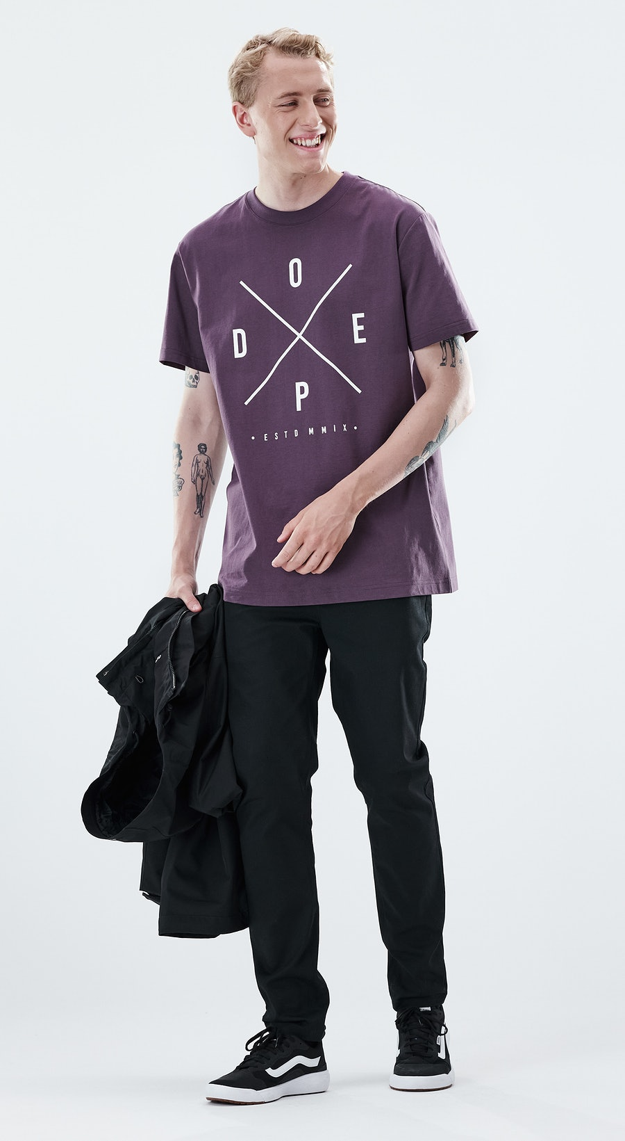 Dope Daily 2X-up Faded Grape Outfit Multi