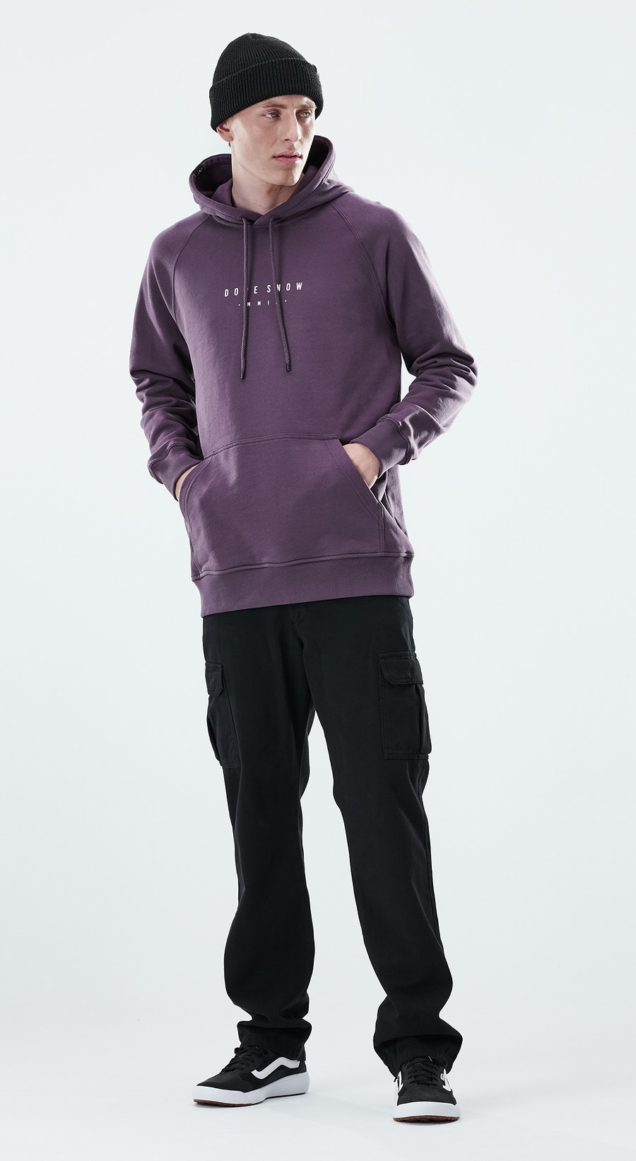 Dope Daily Range Faded Grape Outfit Multi