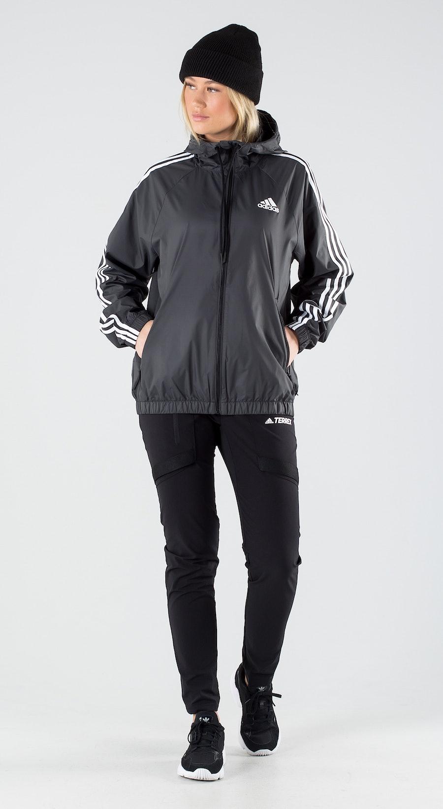 Adidas Terrex BSC 3 Stripes Wind Black Outfit Multi