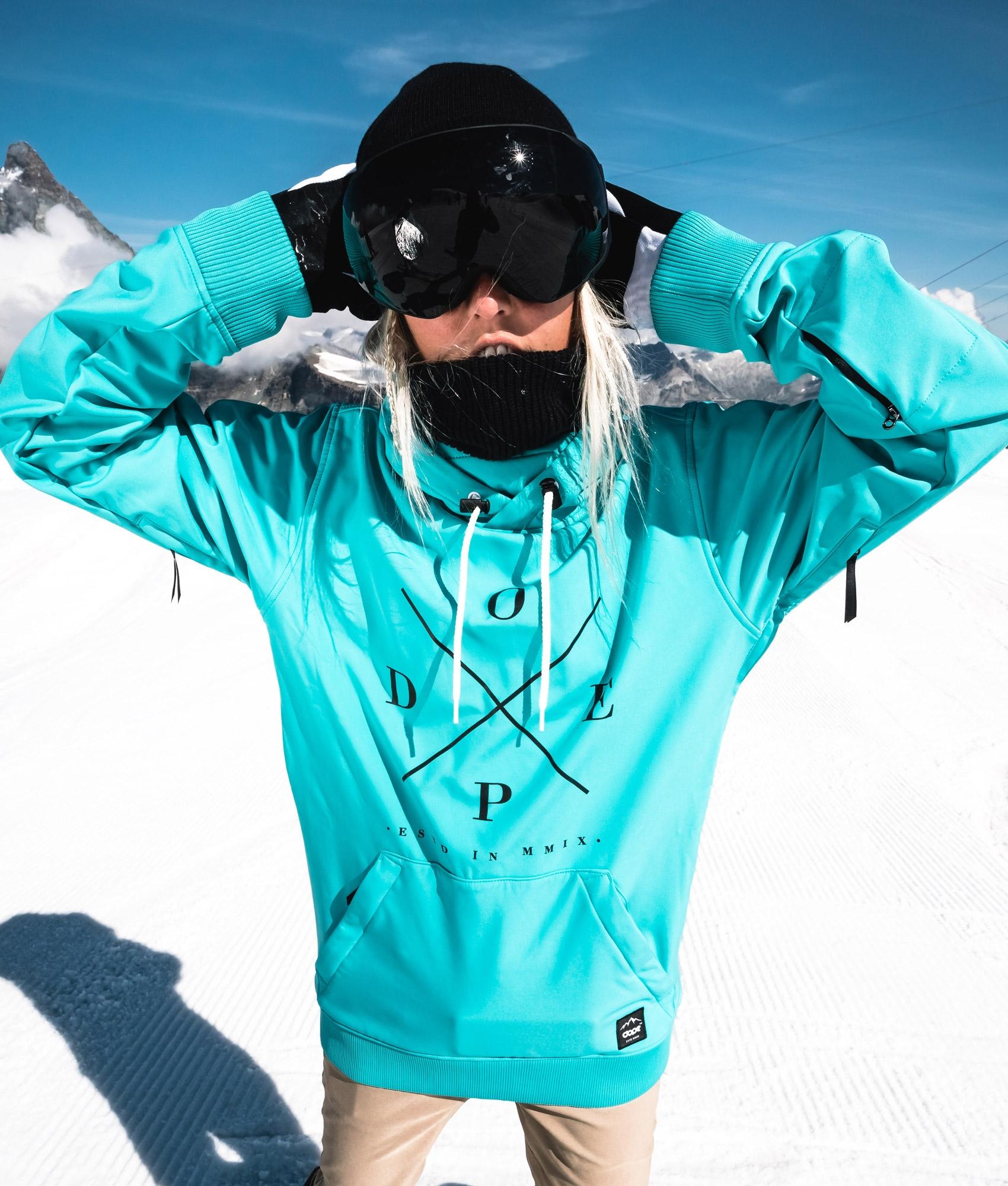 Dope yeti ski jacket azure jpg 1700x2000 Azure hood b1c7fe96c