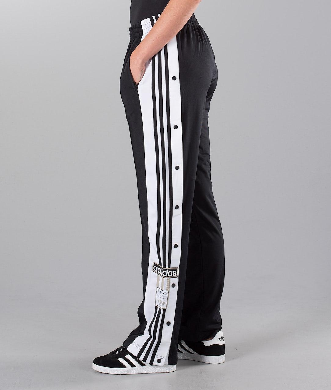 dobra tekstura jakość kupować nowe Adidas Originals Adibreak Spodnie Black/Carbon
