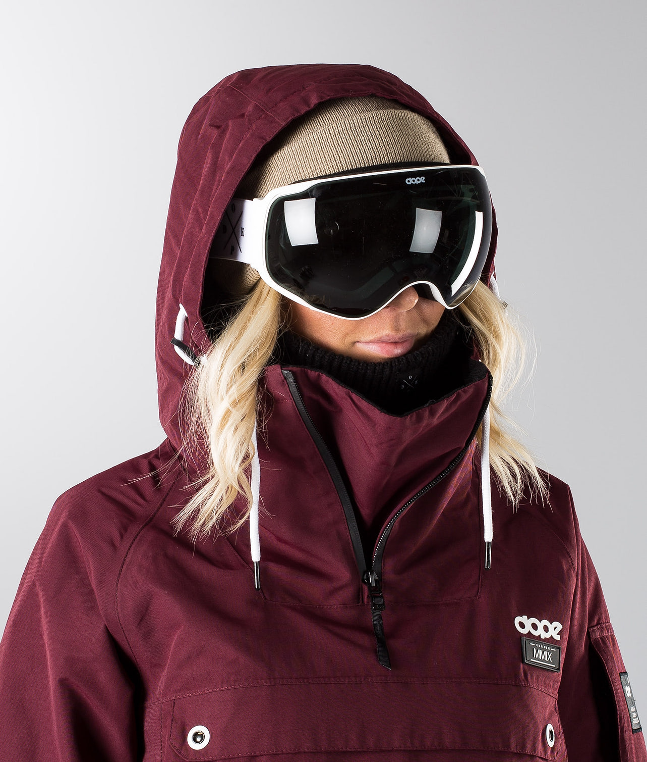 Buy Sphere 2X-UP Ski Goggle from Dope at Ridestore.com - Always free shipping, free returns and 30 days money back guarantee