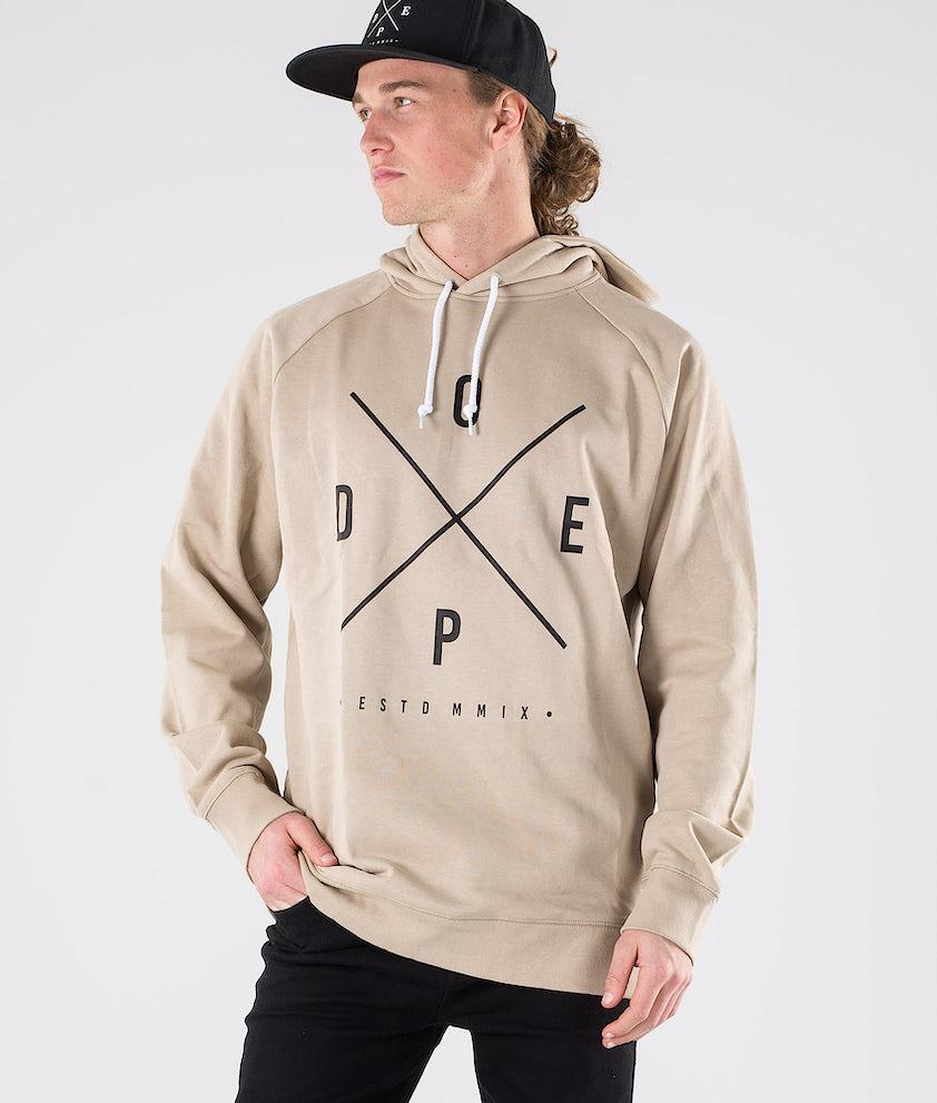 Dope 2X-UP Hood Sand