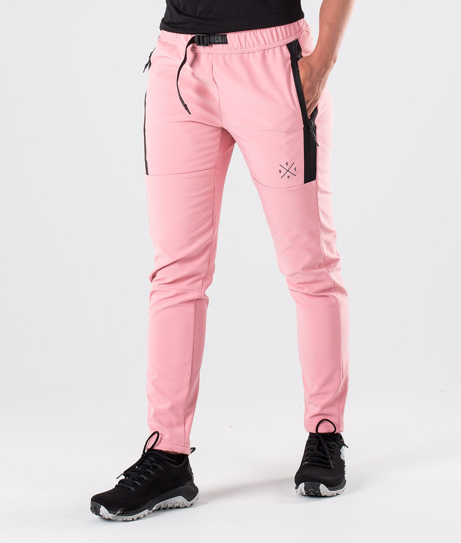 Dope Rambler W Outdoor Trousers Pink
