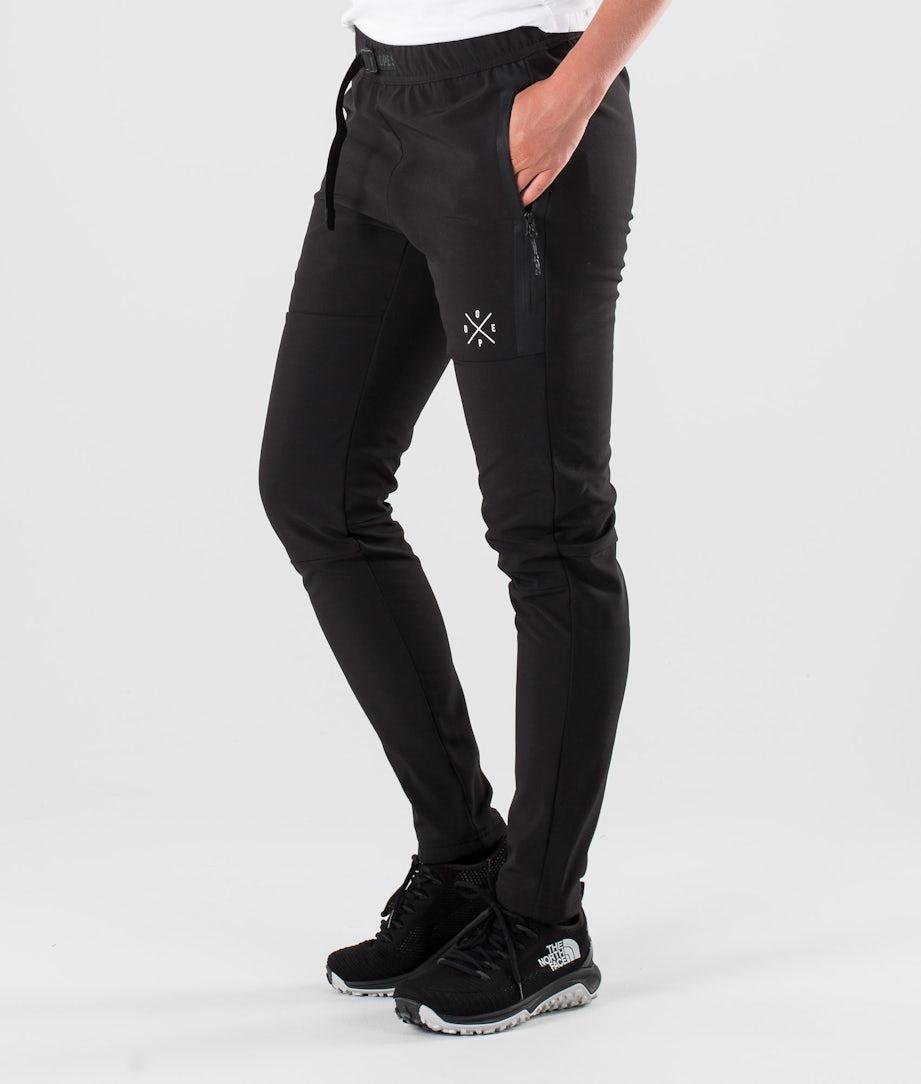 Dope Rambler W Outdoor Trousers Black