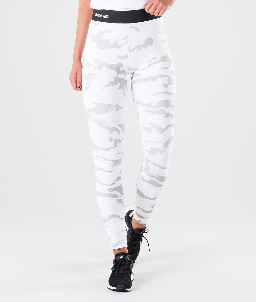 Dope Razor Leggings Whiteout