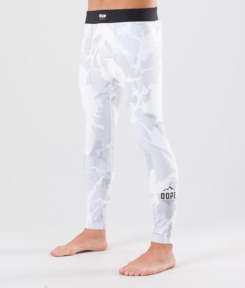Dope Snuggle Paradise Pantaloni Termici Tux Camo