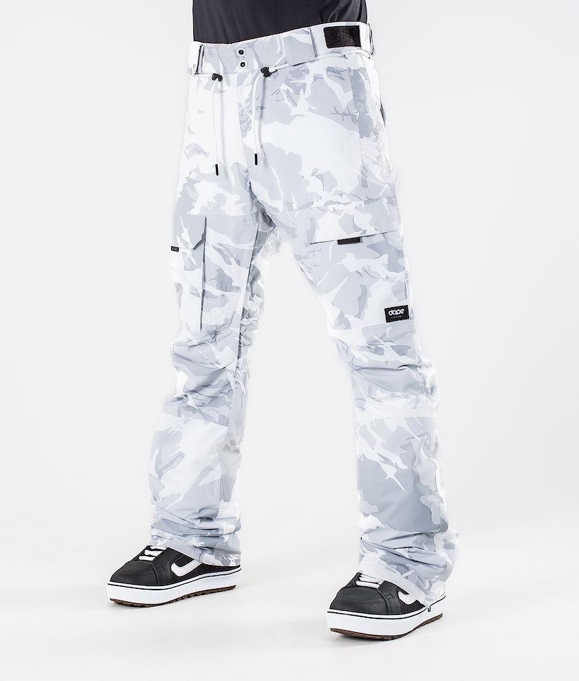 Dope Poise Snowboardhose Tucks Camo