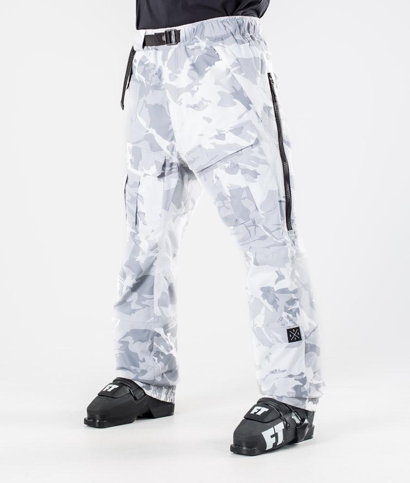 Dope Antek Pantalon de Ski Tucks Camo