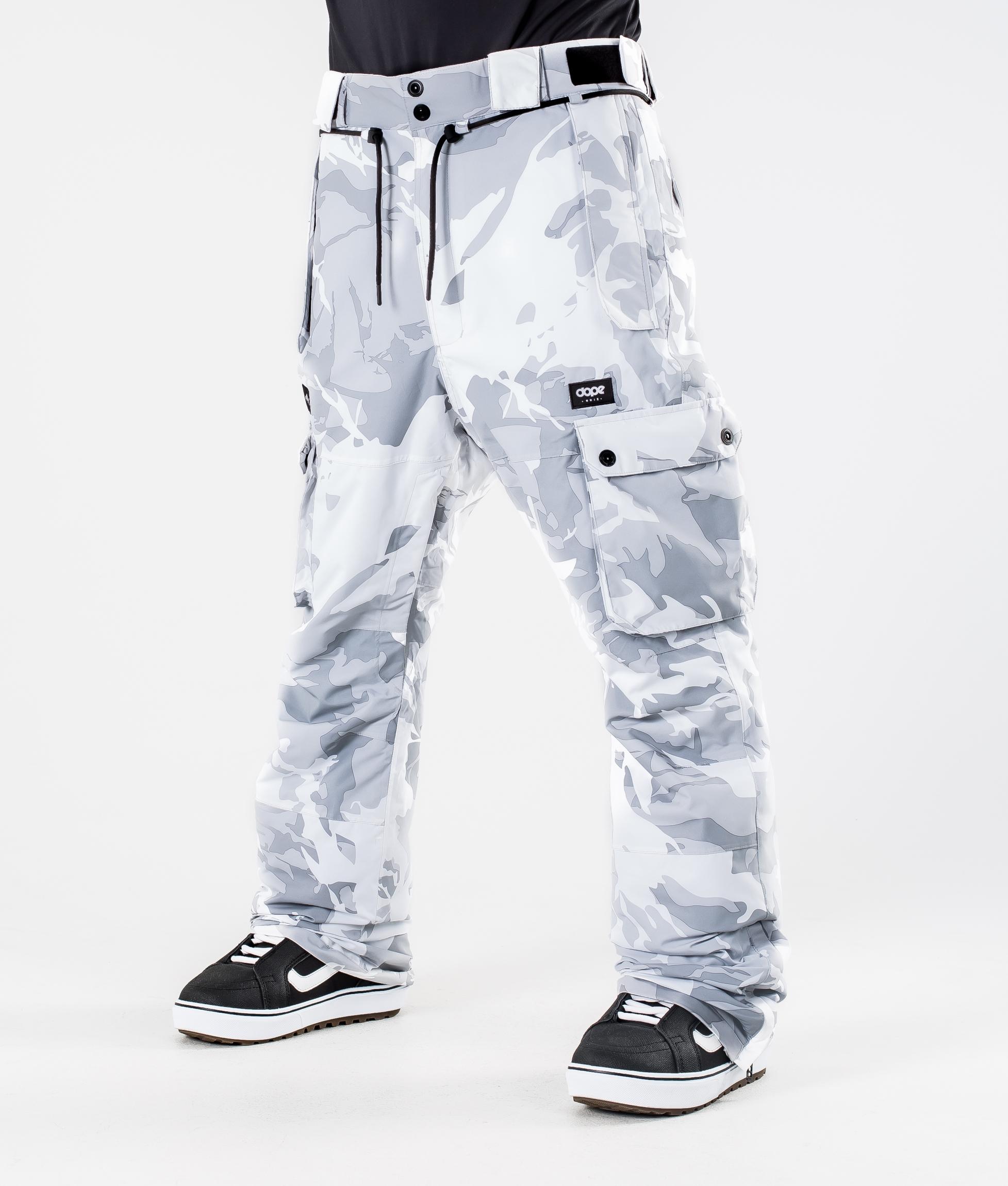 Women's Nonchalant Snowboard Pants ADJTP03003 - DC Shoes