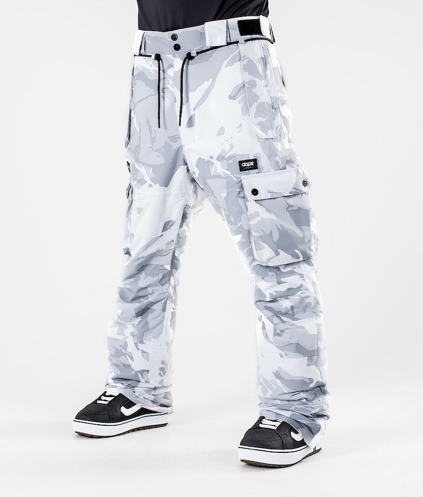 Dope Iconic Snowboardhose Tucks Camo