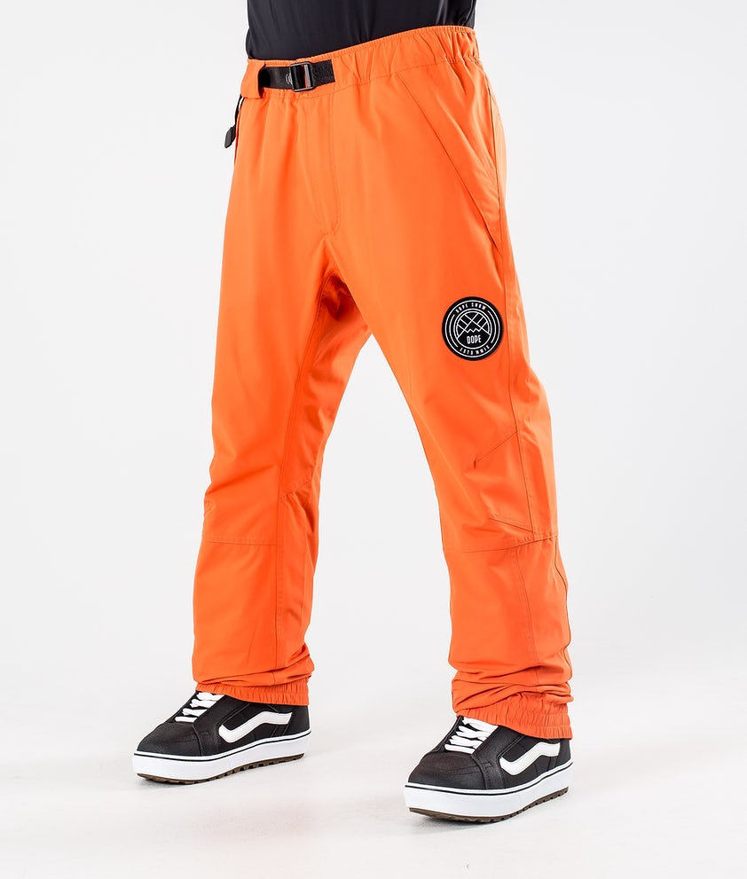 Dope Blizzard Pantaloni da Snowboard Orange