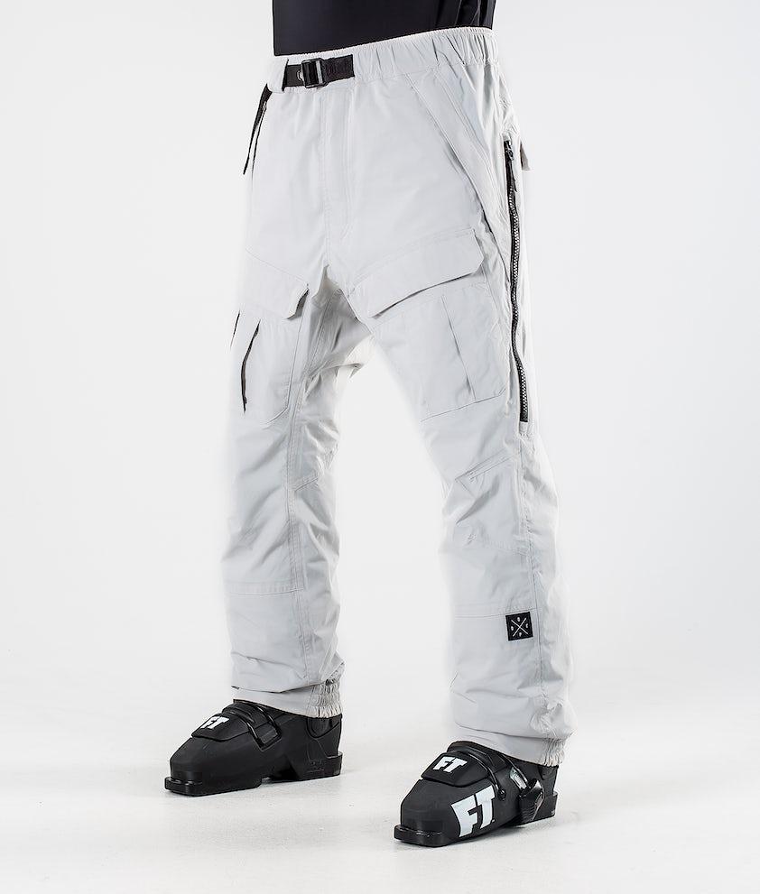 Dope Antek Skihose Light Grey