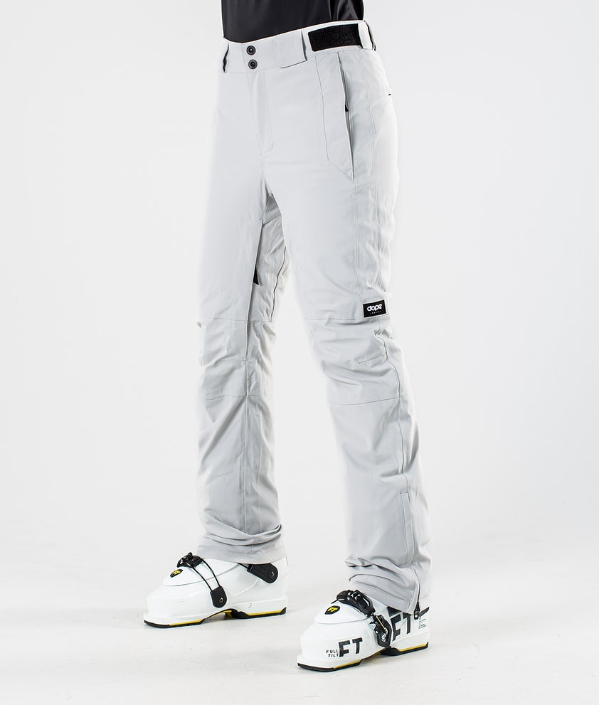 Dope Con Pantaloni da Sci Light grey