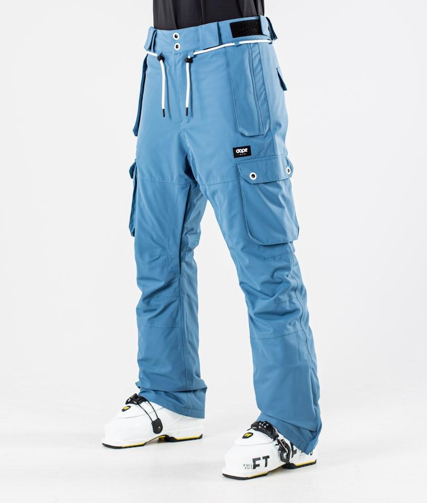 Dope Iconic W Ski Pants Blue Steel