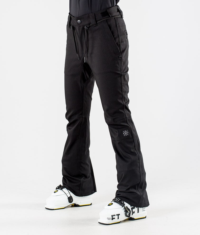 Dope Tigress Pantalon de Ski Black
