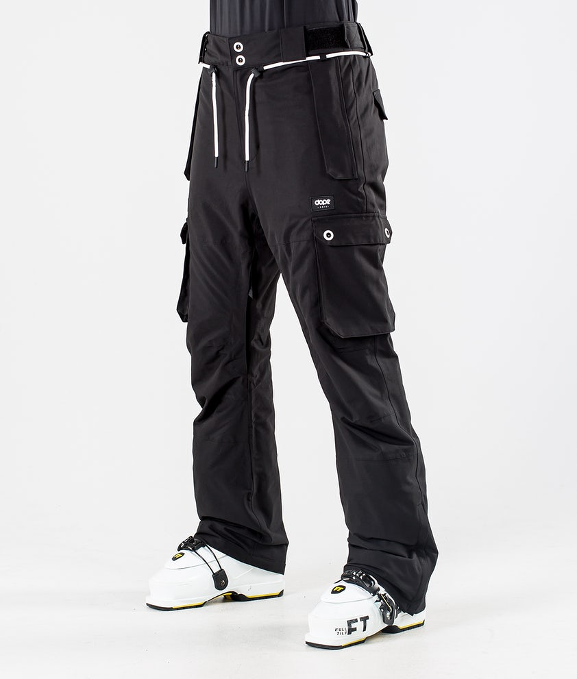 Dope Iconic W Ski Pants Black