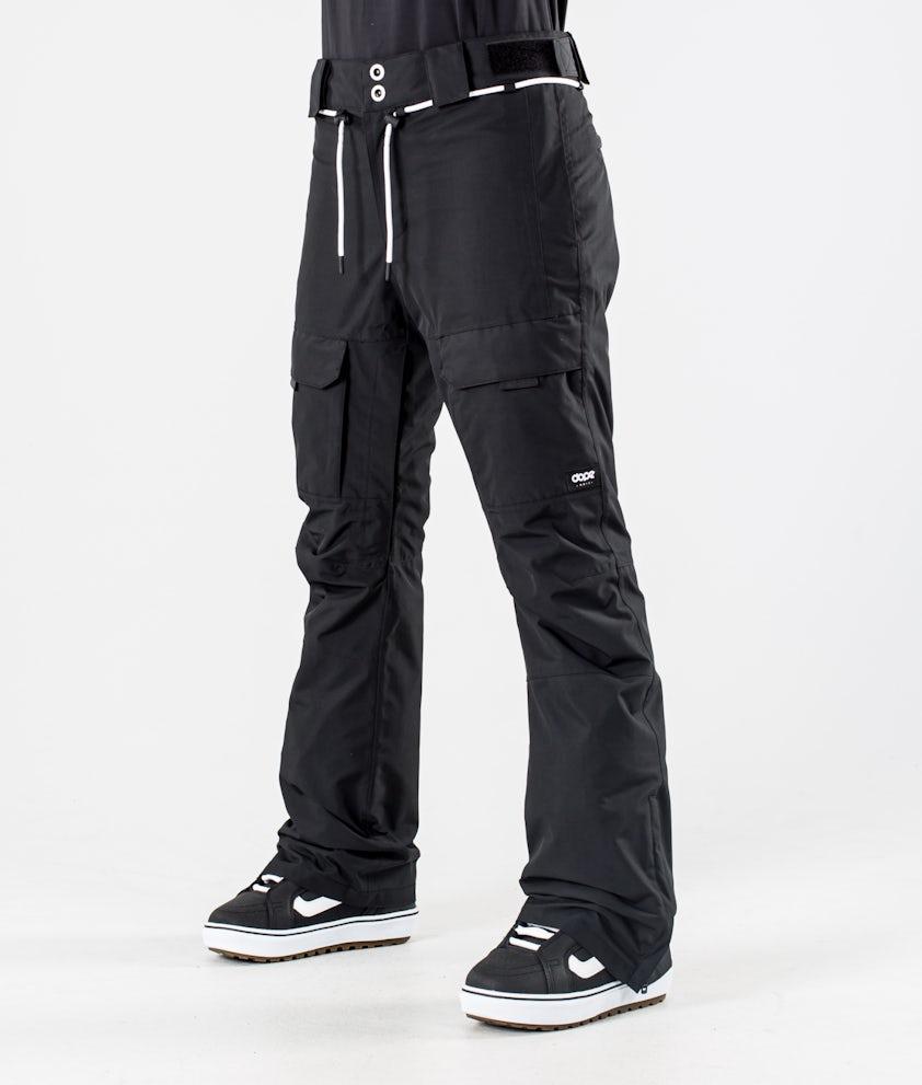 Dope Grace Snowboardbukse Black