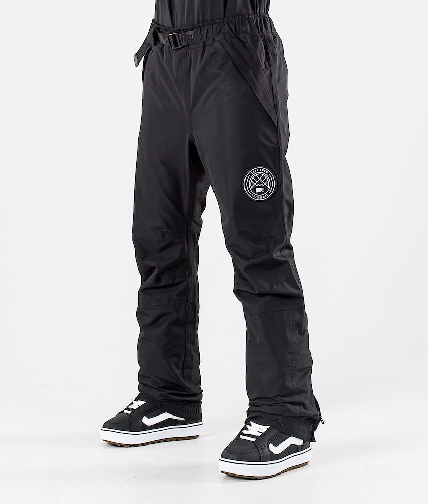 Dope Blizzard W Snowboard Pants Black