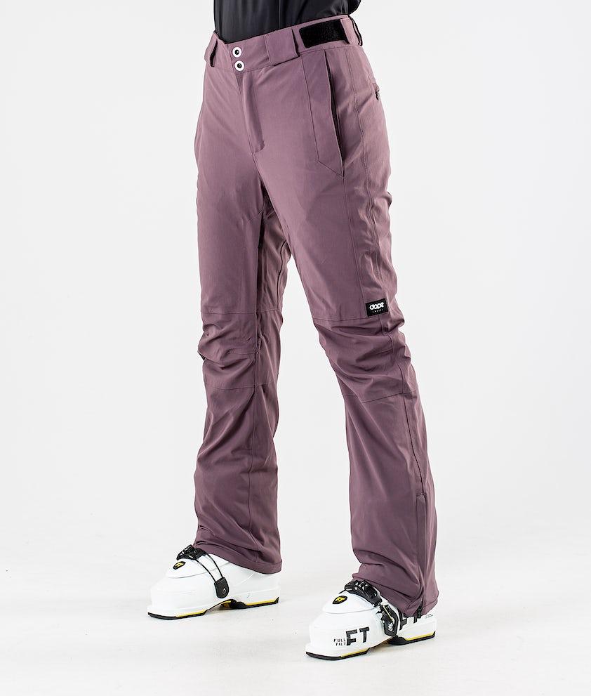Dope Con Ski Pants Faded Grape