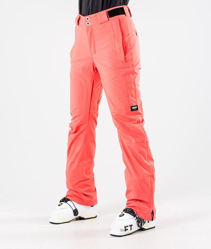 Dope Con Ski Pants Coral