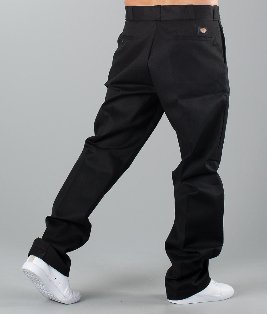 Dickies Original 874 Work Pant Housut Black