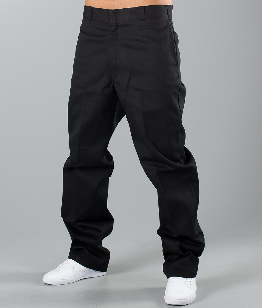 61a6c3e1f8 Dickies Original 874 Work Pant Pants Black - Ridestore.com