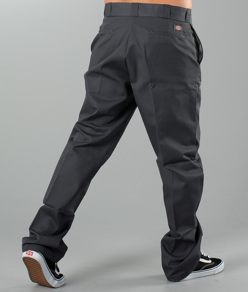 Dickies Original 874 Work Pant Pantalon Charcoal Grey