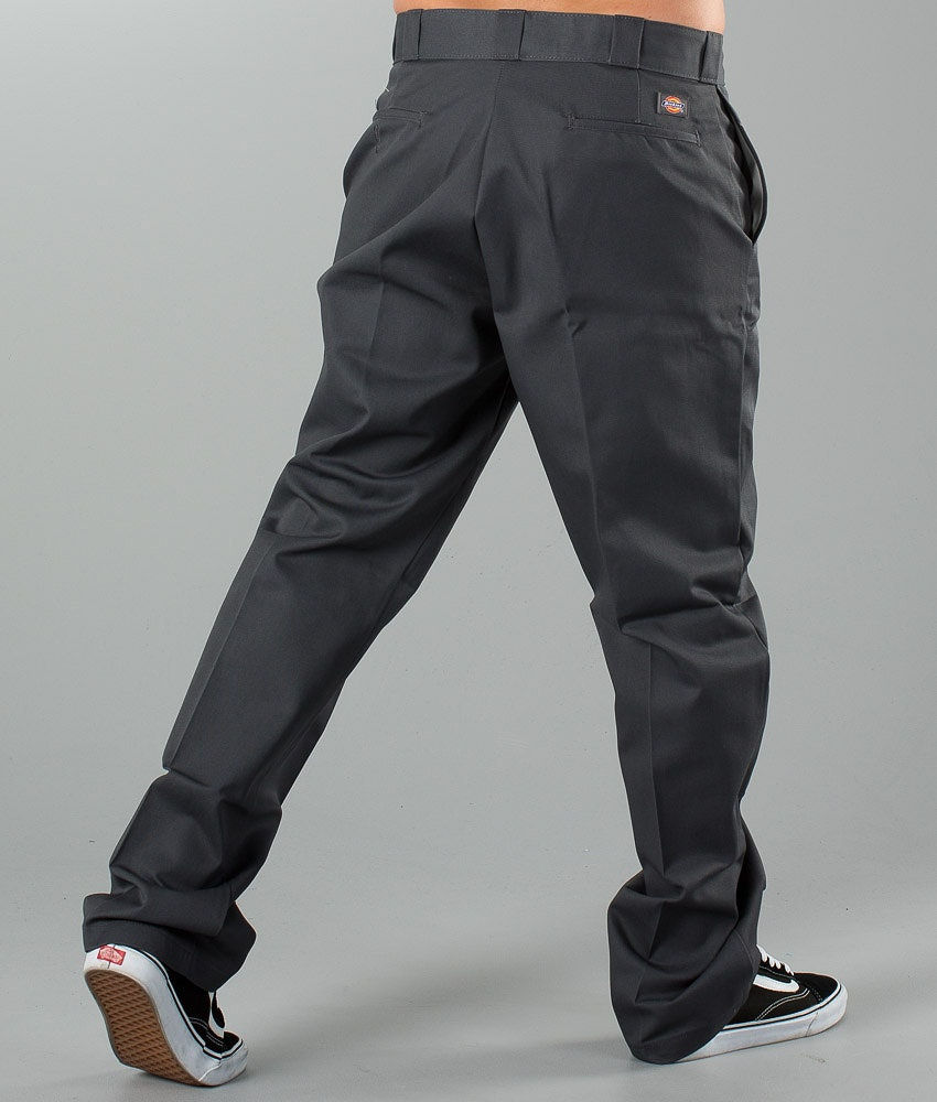 Dickies Original 874 Work Pantalon Charcoal Grey