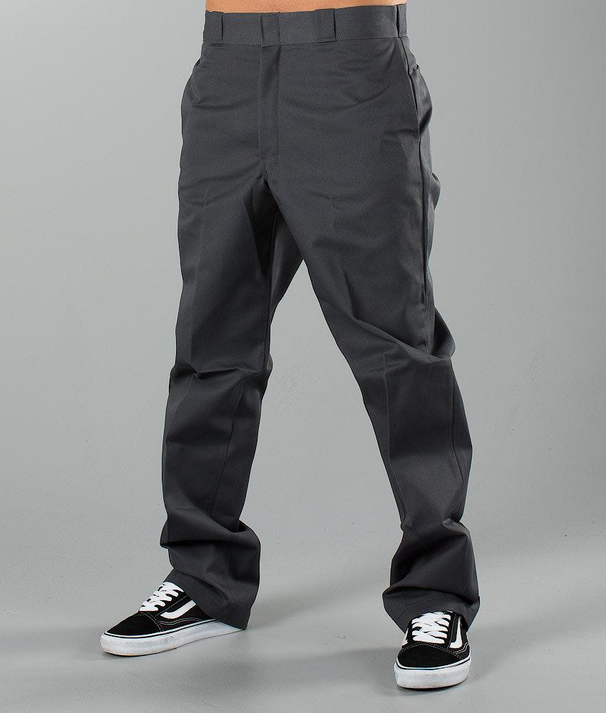 9ac9062a82edf4 Dickies Original 874 Work Pant Pants Charcoal Grey - Ridestore.com