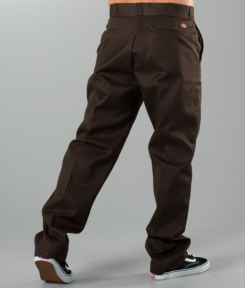 Dickies Original 874 Work Pant Bukser Dark Brown