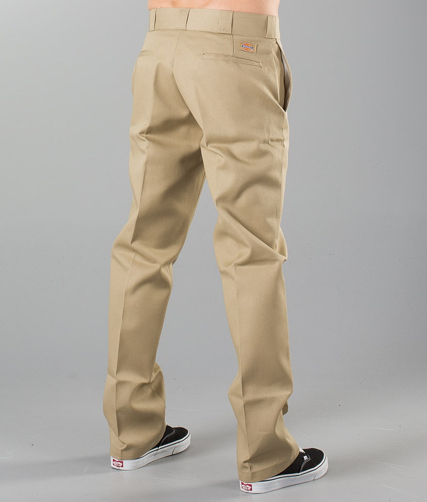 Dickies Original 874 Work Pant Pantalon Khaki