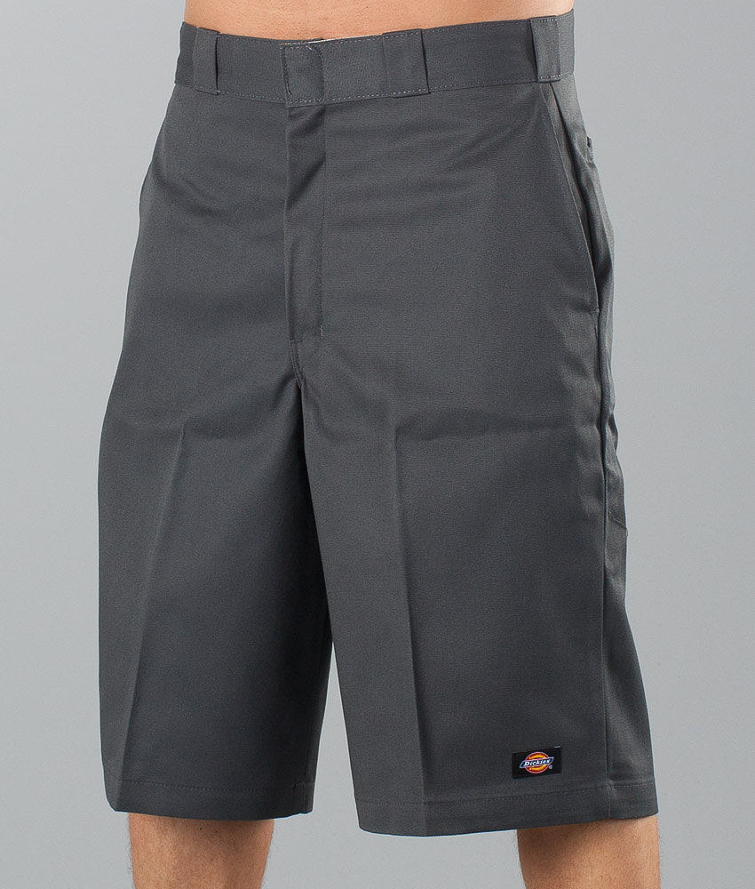 "Dickies 13"" Multi-Pocket Work Short Shorts Charcoal Grey"