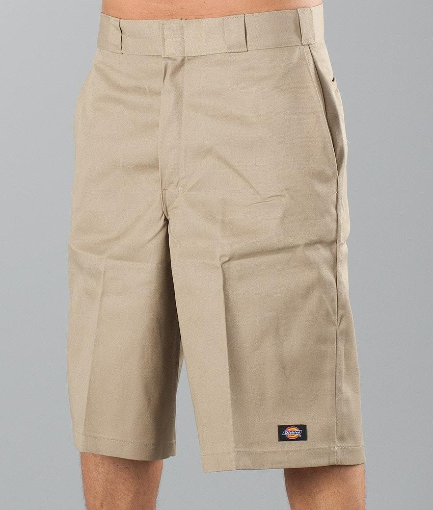 Dickies 13 Inch Multi Pocket Work Shorts Shorts Khaki