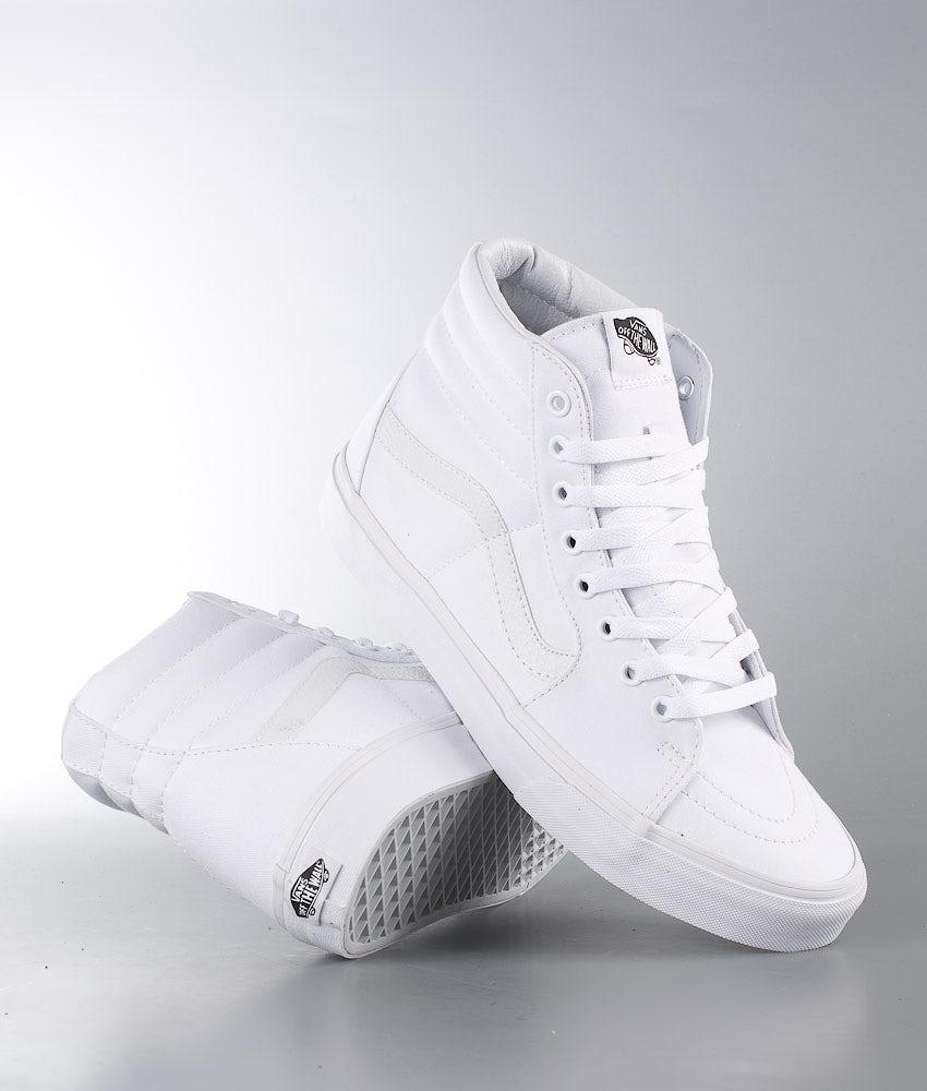 Vans Sk8-Hi Sko True White