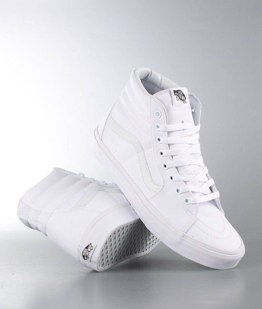 Vans SK8-Hi Shoes True White